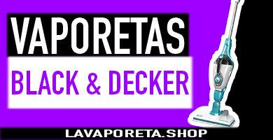 Vaporetas black and decker